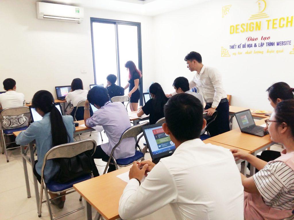 Học đồ họa kiến trúc tại Hà Nội