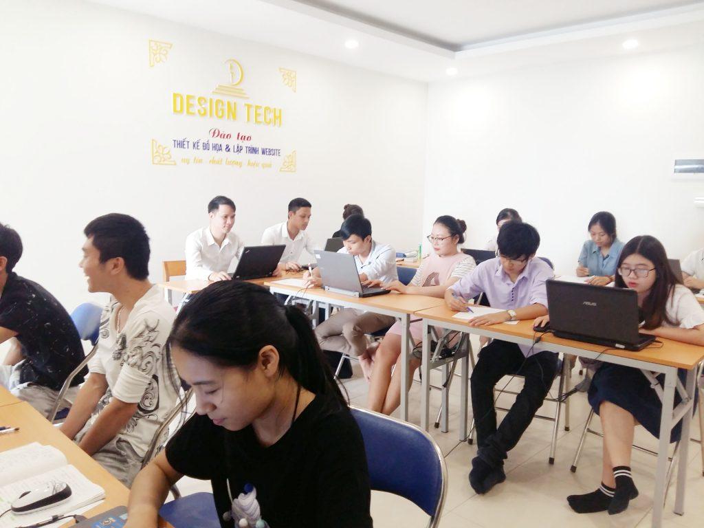 Khóa học illustrator tại Hà Nội